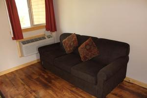 Queen Suite with Sofa Bed Photo 3